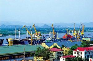 Cảng biển Hải Phòng