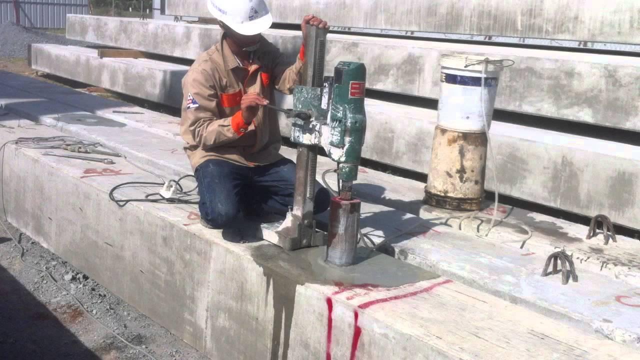 Khoan cắt bê tông Huyện Củ Chi Hùng Vỹ