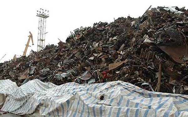 Địa chỉ thu mua phế liệu sắt uy tín giá cao