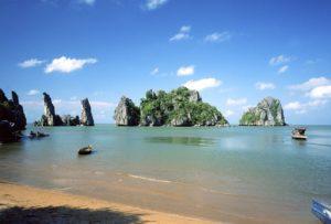 Du lịch tại Hạ Long với những địa điểm hấp dẫn