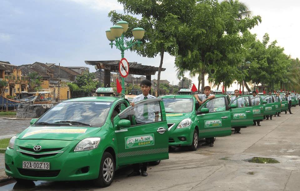 Taxi Mai Linh 012
